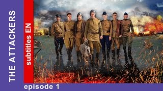 Gambar cover The Attackers - Episode 1. Russian TV Series. StarMedia. Military Drama. English Subtitles