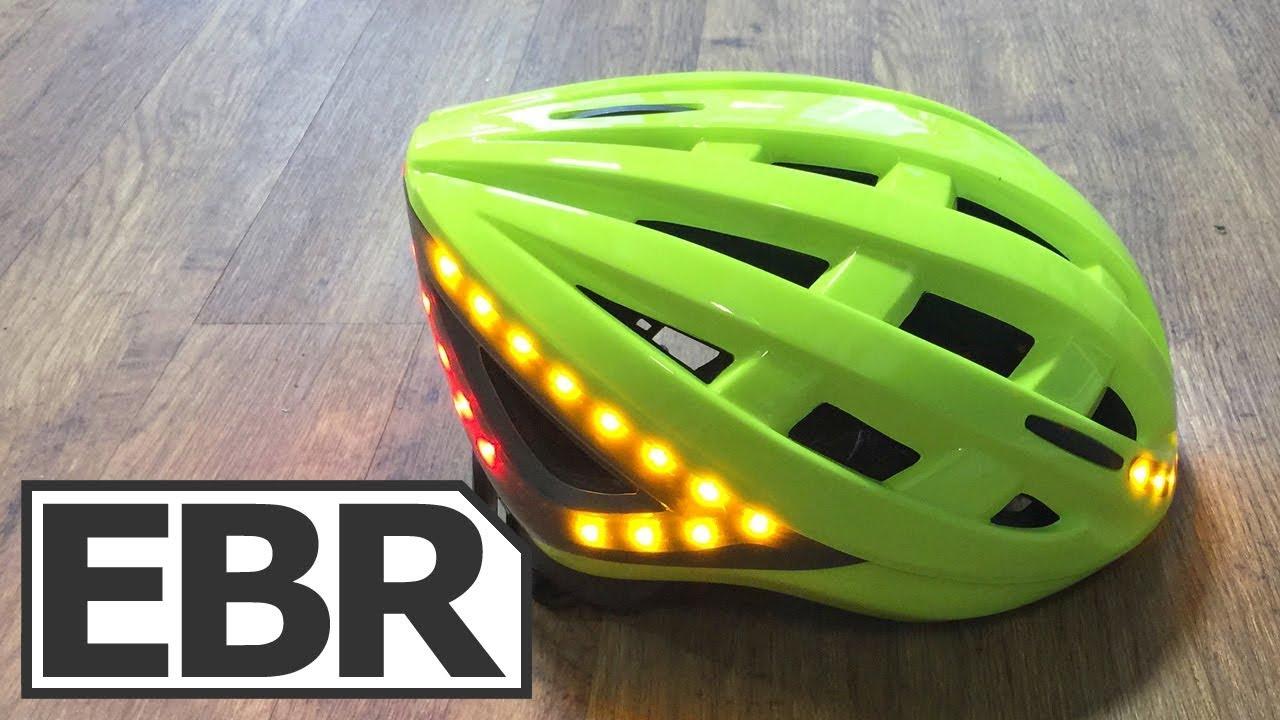 Lumos Helmet Video Review