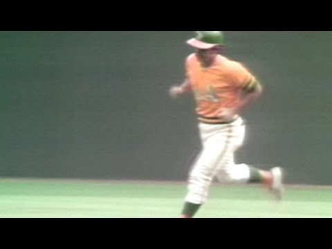 WS1972 Gm1: Tenace hits his second homer of the game