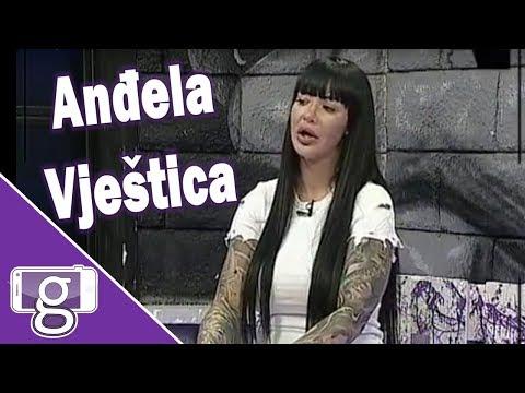 GossApp Interview - Andjela Vestica