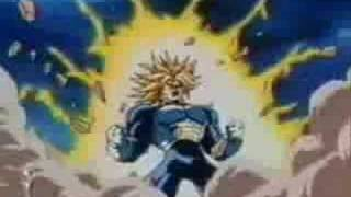 DBZ- Trunks Tribute- Lightning Rod by The Offspring