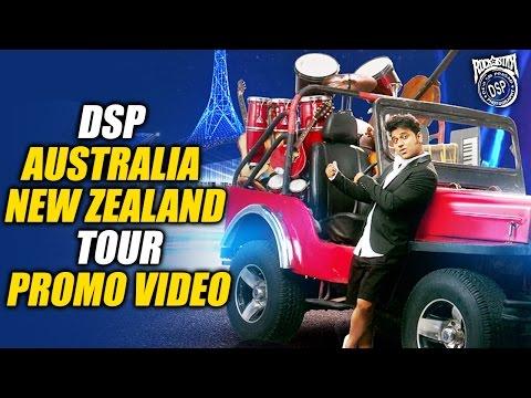 DSP Australia New Zealand Tour Promo Video || #DSPAuNzTOUR