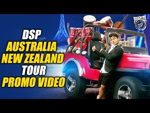 DSP Australia New Zealand Tour Promo Video || #DSPAuNzTOUR