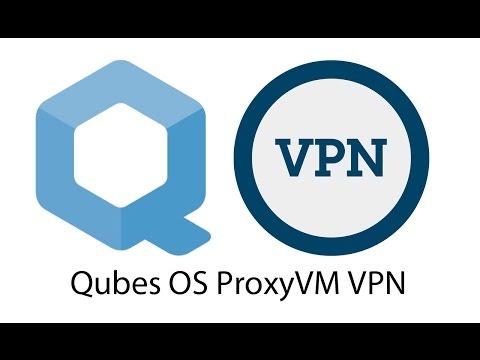 Qubes OS (Partie 6) - ProxyVM VPN avec kill switch