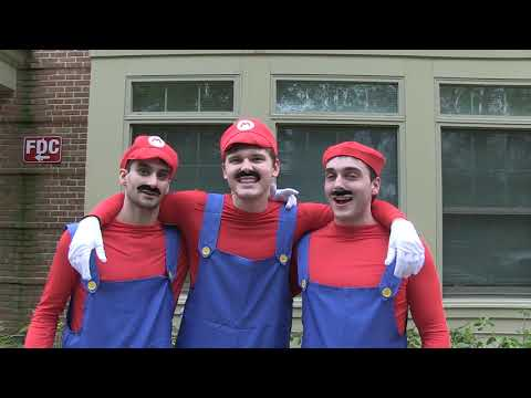 Scene@W&M: Trick or treat