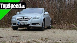 Jazdenka Opel Insignia 2008 2016 TopSpeed.sk