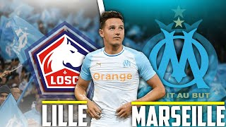 🔵⚪ Commentary🎙️ LILLE - MARSEILLE (OM) // Talk🎙️