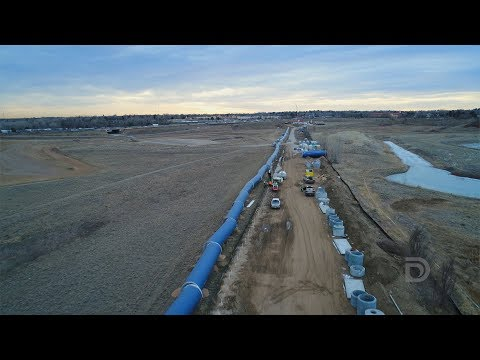 New Water Pipeline For Denver Water
