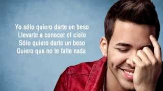 Repeat youtube video Prince Royce - Darte Un Beso + Letra