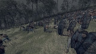 Rome Total War 2 Pax Romana Picts Campaign Part 1