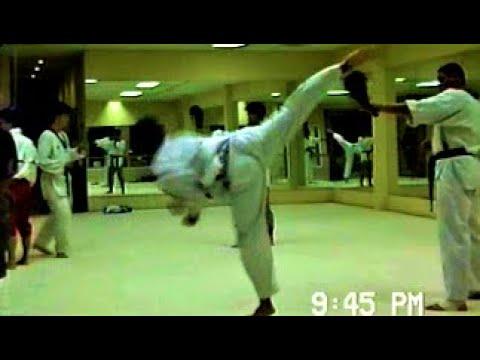 LA TKD CENTER 1992 (Hyon Lee, Clay Barber, Andre L...