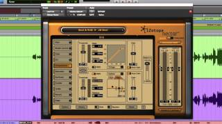 Vocal Mixing Master Class: Warming a Vocal with Compression | iZotope Nectar