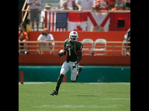 Before Tavon Austin, there was Roscoe Parrish    Miami Highlights