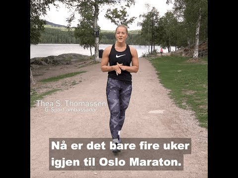 Oslo Maraton 2018 - G-sport og G-MAX