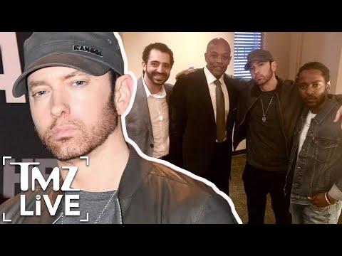 Eminem's Got A New Look | TMZ Live