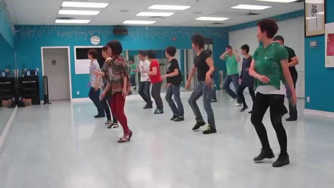 The Other Side aka (Wow Hawaii) - Line dance - YouTube