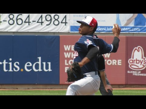 MARCUS STROMAN, RHP, Toronto Blue Jays - Double-A New Hampshire Fisher Cats