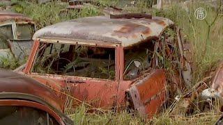 Австралия: гигантскую свалку авто будут убирать (новости)(http://ntdtv.ru/ На этой свалке находится около 5000 старых автомобилей и грузовиков. Её считают одной из крупнейших..., 2016-02-16T15:18:00.000Z)
