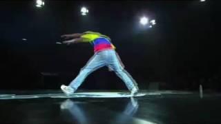 Bboy Lil G (speedy angels) Power Moves from Venezuela!