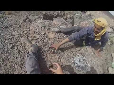 Working in Morocco - Exploration Geology