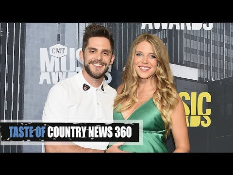 Thomas Rhett's 'Sixteen' Is Wife Lauren's Favorite - Taste of Country News 360