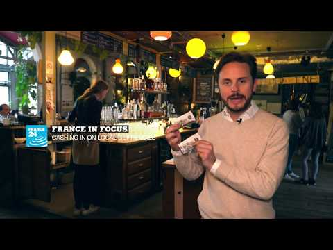 FRANCE IN FOCUS: Cashing in on local currencies