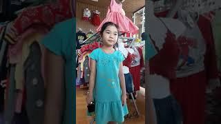 Con tạ ơn Chúa ( Thiên Kim 7 tuổi hát)