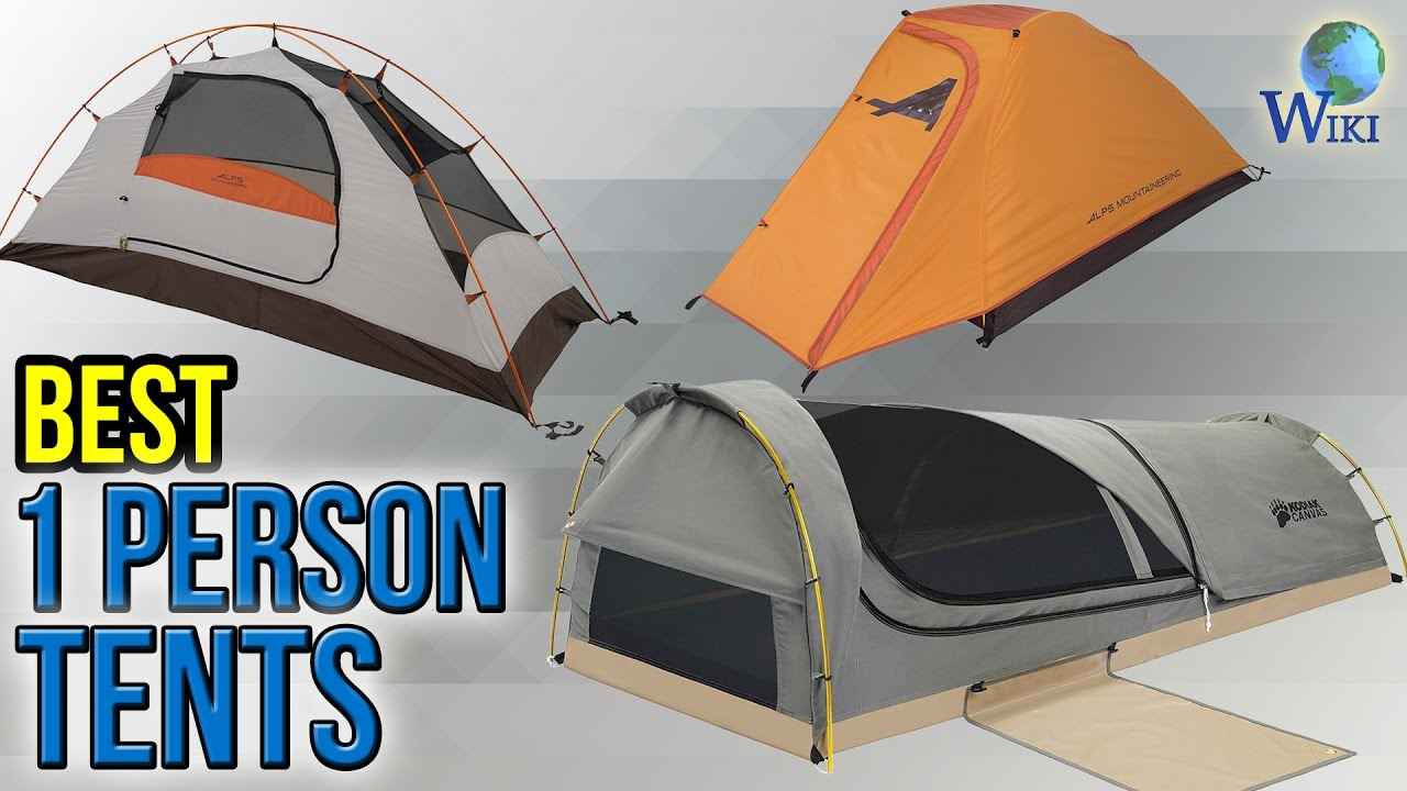 10 Best 1 Person Tents 2017 & 10 Best 1 Person Tents 2017 - YouTube