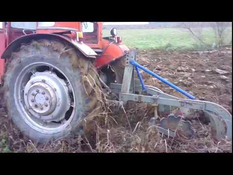 Traktor sam ore