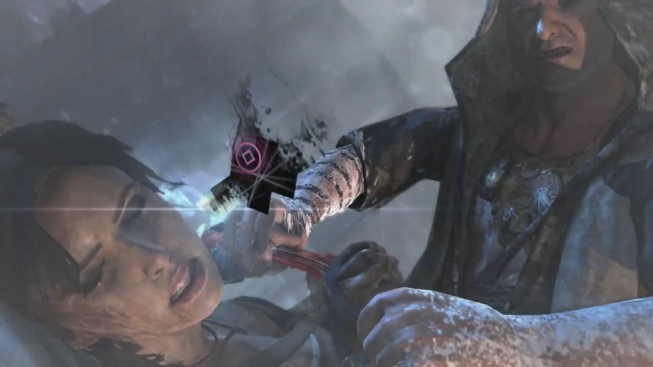 STRANDED   Tomb Raider - Part 1 - YouTube