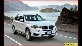New BMW X7 2018 Overview