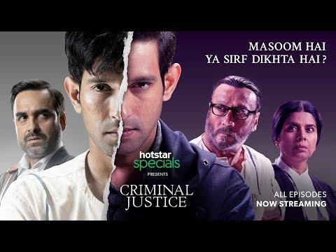 Criminal Justice - Official Trailer 2 | Hotstar Specials