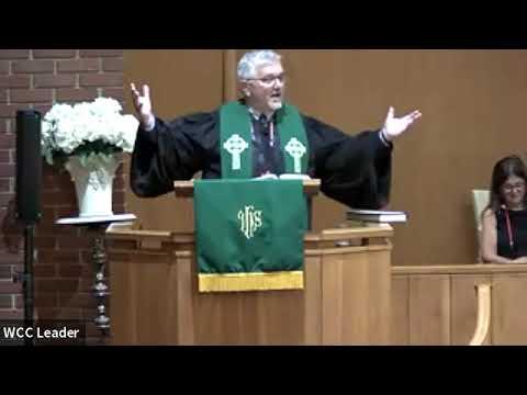 Sermon - August 1, 2021