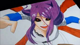 Download Video Speed Drawing - Rize (Tokyo Ghoul) MP3 3GP MP4