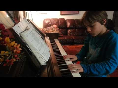 New Piano Composition By By River