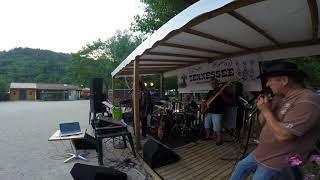 Concert Tennessee Camping Retourtour Lamastre Juillet 2017