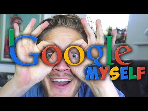 Thumbnail: I Google Myself..