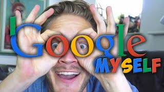 Repeat youtube video I Google Myself..