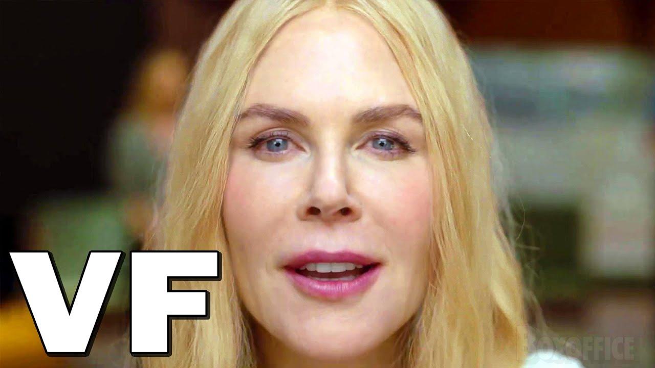 Série NINE PERFECT STRANGERS Bande Annonce VF (2021) Nicole Kidman