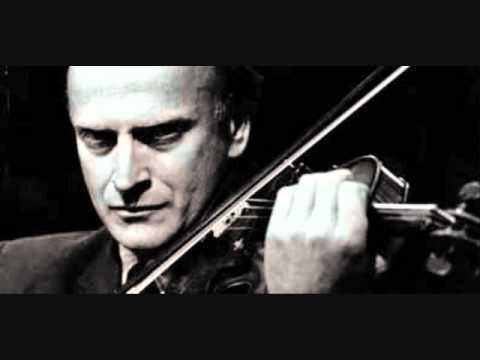 """Yehudi Menuhin """"Violin Concerto"""" Beethoven (1. Mov.)"""