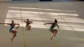 27 11 2017 Омск .Первенство омской области по спортивной  акробатике