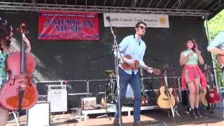 Rabbit Wilde at NW Folklife Festival - May 30 2016
