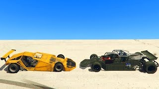 BUGGY GTA vs BUGGY FAST AND FURIOUS