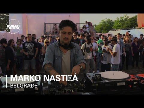 Marko Nastić MAD in Belgrade X Boiler Room DJ Set