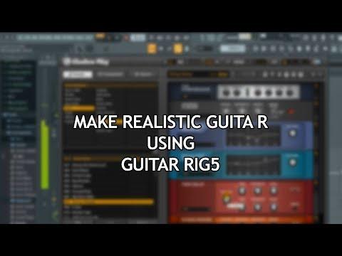 GUITAR RIG 5 Making Sound Better