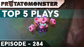 League of Legends Top 5 Plays Week 284