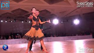 Part 2! Approach the Bar with DanceBeat! Embassy 2017 Pro RS Latin Andrew Escolme and Amy Baker