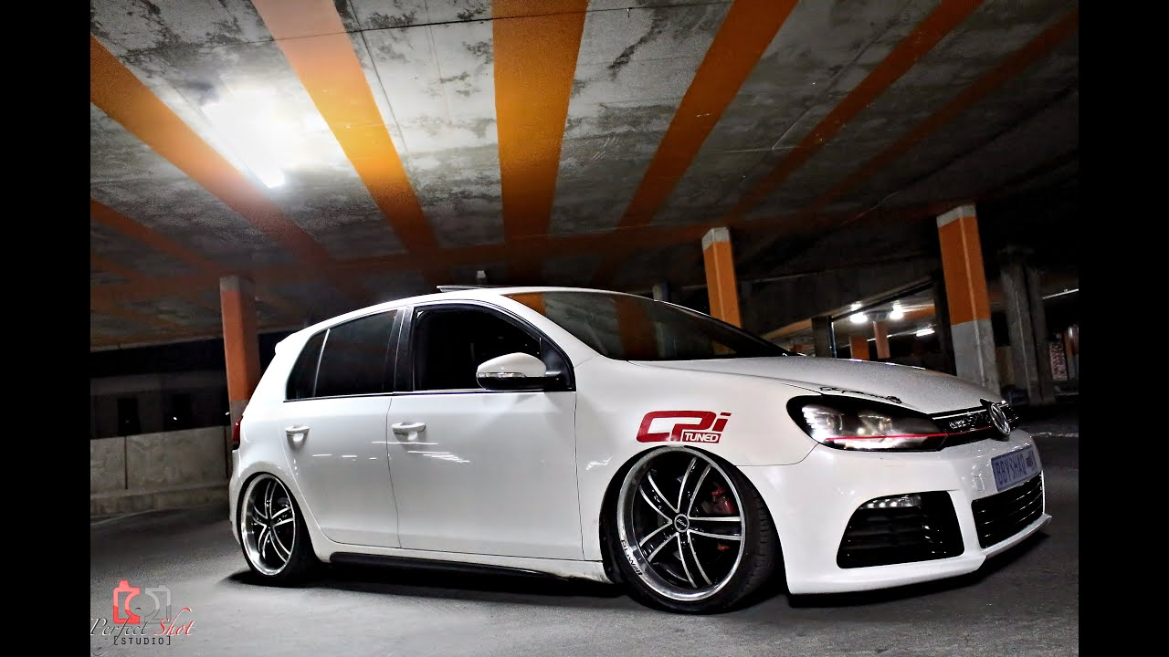golf 6 gti on air ride youtube. Black Bedroom Furniture Sets. Home Design Ideas