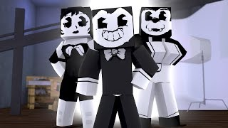 BENDY AND ALICE AUDITION! - MINECRAFT BENDY AND THE INK MACHINE (Roleplay)