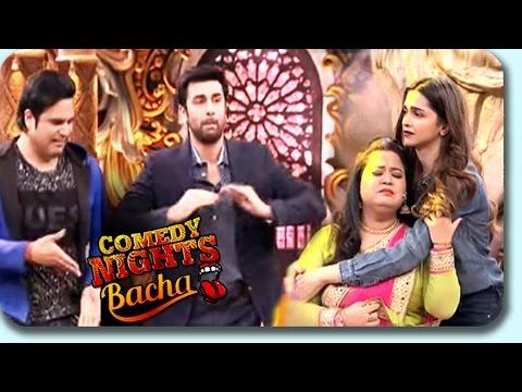 Deepika Padukone & Ranbir Kapoor On Comedy Nights Bachao   Tamasha Promotion   28th Nov Episode